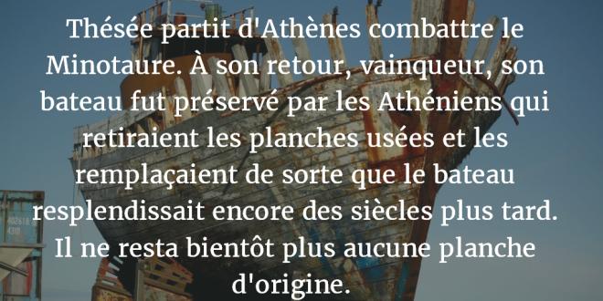 Bateau-thesee