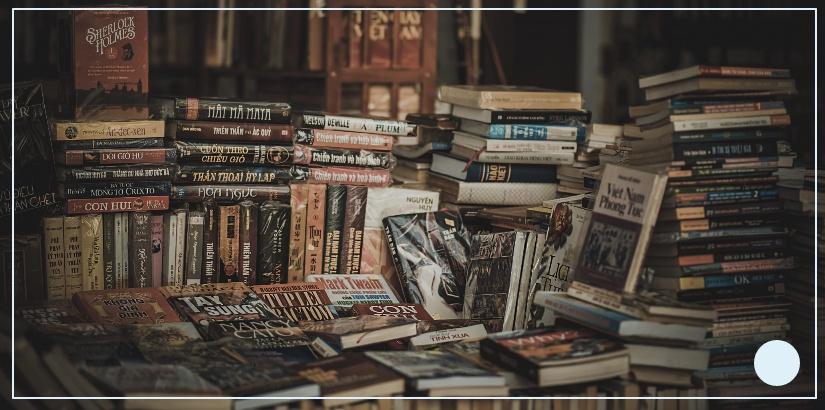 Tsundoku, ou l'art d'acheter un livre qu'on ne lirajamais